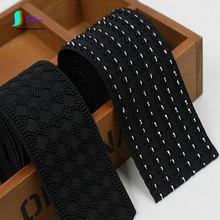 Высокое Качество Импортные широкий черный, серебристый цвет Qquare юбка Пластик пояс Эластичная лента DIY импортные латекс провода, аксессуары S066A