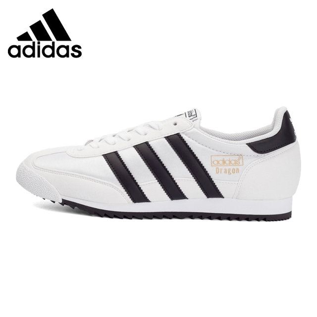 Original Adidas Originals DRAGON OG Men s Skateboarding Shoes Sneakers  Low-Top Flat Thread Classics Hard-Wearing BB1271 BB1270 254db117d670