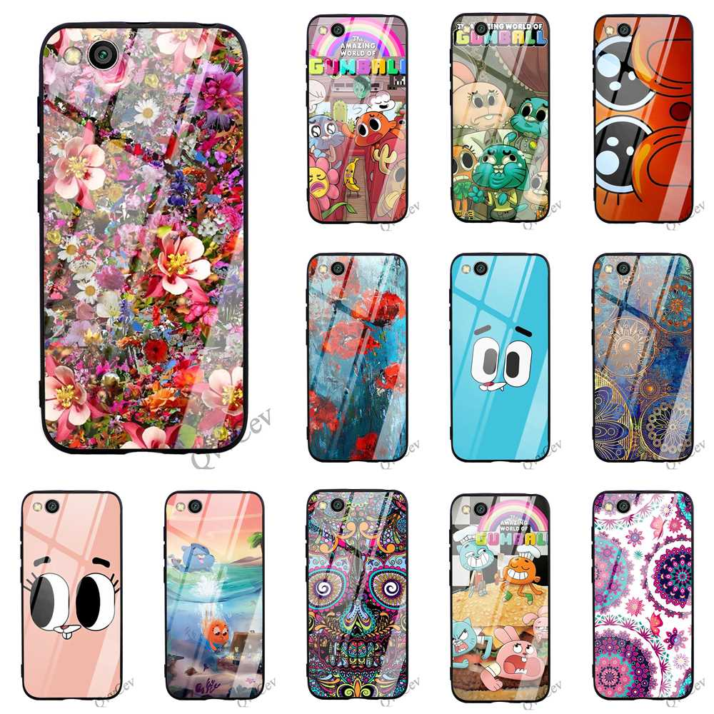 Fashion <font><b>Amazing</b></font> World Tempered Glass Phone Case for <font><b>Xiaomi</b></font> Mi A2 Cover A1 8 Lite 9 F1 Redmi 6A 4X Note 5 Pro 6 7 Shell image
