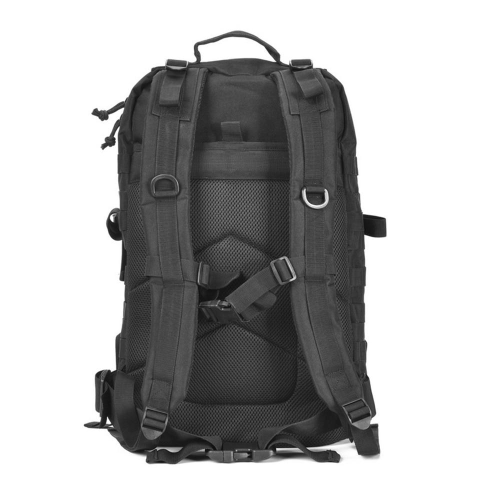 Tactical Backpack Outdoor Backpacks Military Assault 43L Army Men Rucksack Waterproof Bags Packs Hiking Sports 3P Women Bagpack