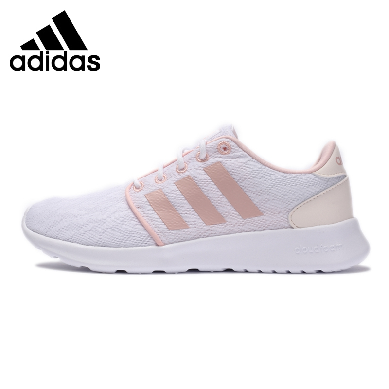 Original New Arrival Adidas NEO Label CF QT RACER W Women's Skateboarding Shoes Sneakers original new arrival 2018 adidas neo label qt racer women s skateboarding shoes sneakers