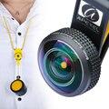 Apexel профессиональный Объектив Супер Широкоугольный сотовый Телефон Объектив Камеры 238 градусов Коэффициент Масштабирования для iPhone/Samsung/Смартфонов