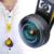 Apexel Lente Super Grande Angular Lente Da Câmera de Telefone celular profissional 238 graus de Zoom de Ampliação para iPhone/Samsung/Smartphones