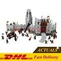 LEPIN 16013 1368 Unids de El Señor de los Anillos de La Batalla De Profunda del timón Kits de Edificio Modelo Bloques Ladrillos Compatibles Juguetes de Regalo 9474
