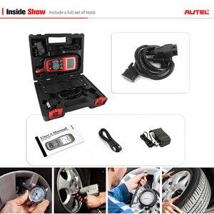 Image 4 - AUTEL TS601 OBD2 Code Reader Scanner OBDII Car Diagnostic Tool Activate TPMS Sensor Programming MX Sensor Tire Repair Tool