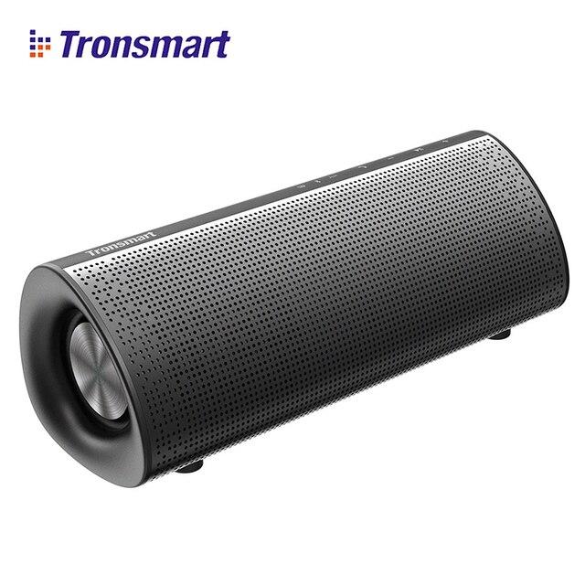 Altavoces Bluetooth Tronsmart Soundbar portátil inalámbrico columna Suwoofer doble amplificador pasivo para altavoces altavoz de Radio USB