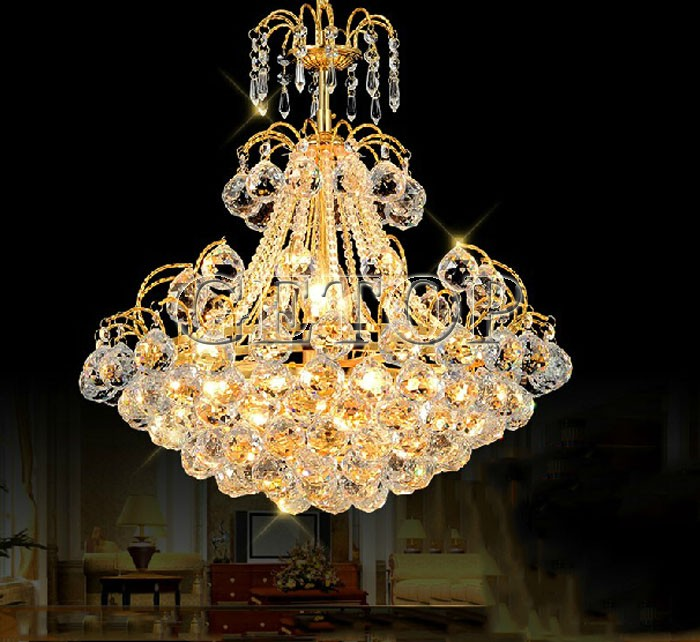 Z Best Price European Luxury Crystal Chandeliers Restaurant Lights Modern Minimalist Living Room Bedroom LED Crystal Lamp Light z best price european luxury golden round crystal chandeliers light home foyer lamps hotel restaurant clubs bedroom droplights