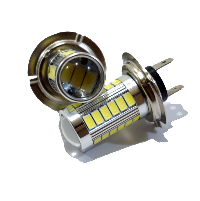 ᗚОдин супер яркий H7 LED • 5630 5630 33 SMD высокой ღ ...