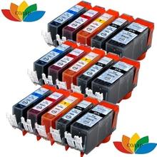 Get more info on the 15x Compatible pgi225 cli226 ink cartridge for canon PIXMA IX6520 MX882 MX892 MG8220 MG5120 MG5220 MG5320 MG6110 MG6120 Printer