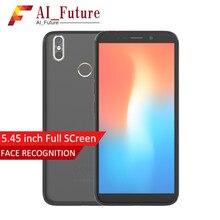 Оригинальный пойдем C71 4G LTE смартфон с 3g Оперативная память 32 ГБ Встроенная память 5,45 дюймов полный экран MTK6739 двойной камеры заднего вида Android 7,1 мобильный телефон