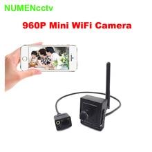 New Super Mini IP Camera wireless 960P cameras wifi CCTV Video audio Camera indoor H.264 Smallest 1.3MP P2P home security cam