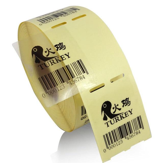 transperant labels