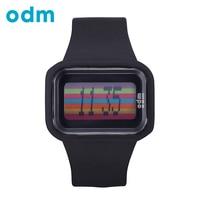 Odm 2017 top brand fashion high quality casual simple style silicone strap digital watch women men.jpg 200x200