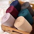 2015 Outono Inverno de Alta Elasticidade Grosso 480D Meia-calça Sexo Para As Mulheres Retro Meia-calça de Veludo Quente Calças Justas Das Mulheres Esculpir O Corpo