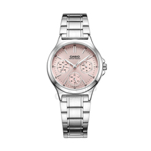 539616a6a9c Casio Merk Hoge kwaliteit Quartz-horloges Rvs Horloges Mode Vrouwen Horloge  Dames Wrist casual horloge LTP-V300L-4A