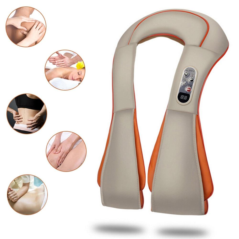 Cuerpo cuello hombro celulitis Shiatsu de atención de la salud de la casa de doble uso de la acupuntura A llamando herramienta