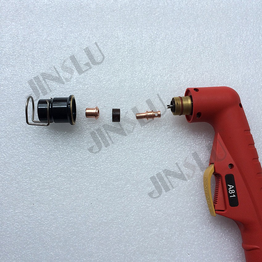 Free Shipping Trafimet OEM A81 Air Plasma Torch Head Body PF0119