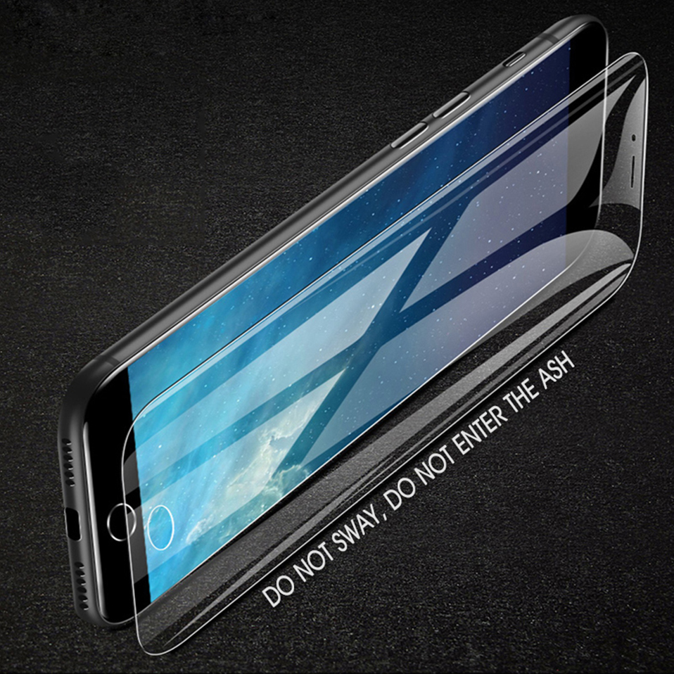 Hd Clear Screen Protector Display Protective Soft Film For Apple Iphone Xs Max Xr X 8 7 6s 6 Plus Cellphones & Telecommunications Holsters & Clips