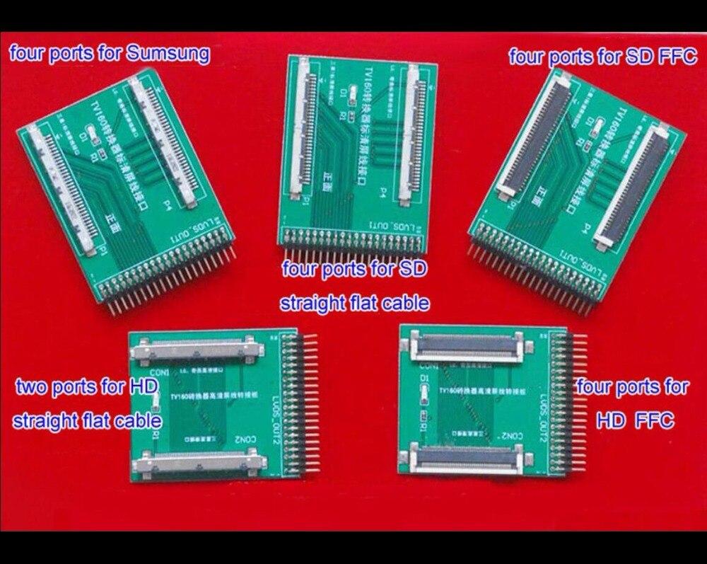 TKDMR New TV160 Full HD LVDS Turn VGA (LED/LCD)TV Mainboard Tester ...