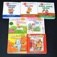 EU Posso Ler Fonética 84 pcs Inglês História Livros Ilustrados Lendo Livros de Bolso para Crianças Crianças de Aprendizagem Brinquedos Do Bebê Educacional