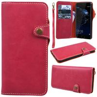 Coque For Huawei P10 Case Flip PU Leather Magnetic Wallet Cover Phone Accessories Bags Cases For