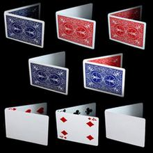 8pcs/lot Magic Bicycle Special Gaff Cards Red/Blue, Double F