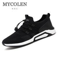 Вспыхивают мужская обувь мужская повседневная обувь дышащая Роскошные модные Для мужчин популярная обувь на шнуровке износостойкие мужск