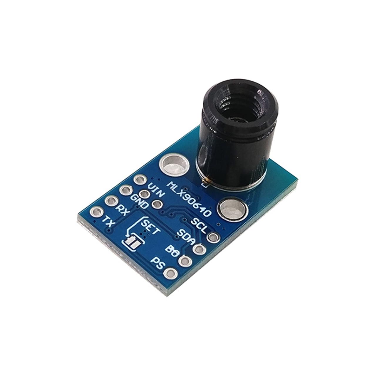 MLX90640 camera module IR 32 24 GY MCU90640 infrared temperature measurement dot matrix sensor module MLX90640BAA