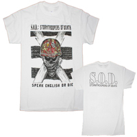 STORMTROOPERS OF DEATH T Shirt Men S O D Gift Casual Tee USA Size S 3XL