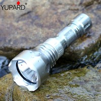 1800Lm Waterproof Diving Flashlight Torch T6 LED Light Lamp Free Shipping