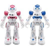 Fashion Popular Mini USB Charging Dancing Girl Boy Intelligent Gesture Sensor Control Robot Toy
