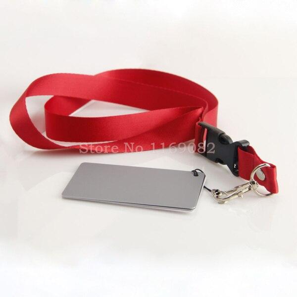 a4e81f06ad54 Цифровой gray Card Белый Черный, серый цвет баланс 3 в 1 карты 18% цифровой  серой карты