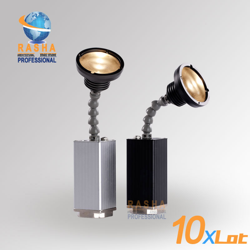 10X LOT Epin 10W Zoom Mini Battery Powered LED Pinspot Light With IR Remote Control ED Flashlight& Magnetic for Wedding Party10X LOT Epin 10W Zoom Mini Battery Powered LED Pinspot Light With IR Remote Control ED Flashlight& Magnetic for Wedding Party