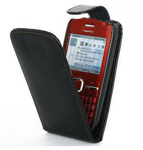 huge selection of 63620 99ba1 US $6.83 |Black Leather Belt Flip Pouch Case Cover For Nokia C3 Free  shipping on Aliexpress.com | Alibaba Group