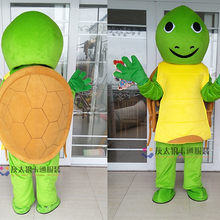 Buy turtle mascot costume and get free shipping on