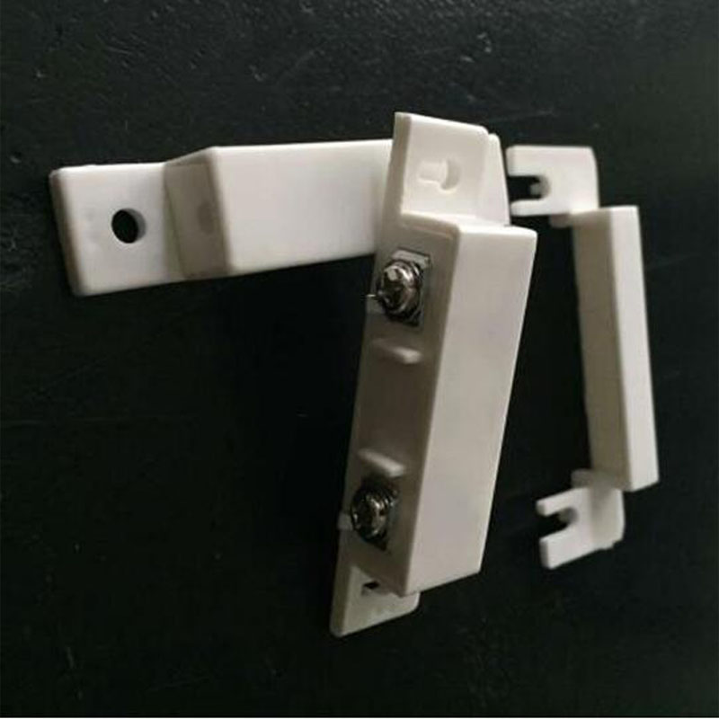 10pcs/lot Wired Magnetic Reed Switch Door Window Contact Entry Door Opening Alert Alarm Sensors Normal Open(no Model)