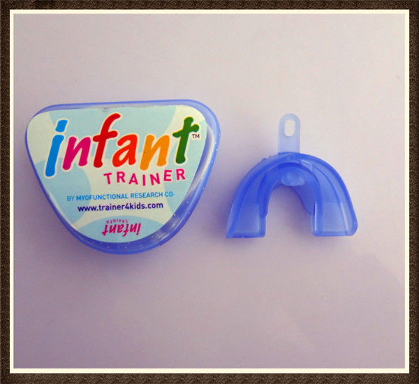 Infant trainer children braces invisible dental braces kids teeth trainer 2-5 years boys myofunctional infant trainer phase ii hard oringal made in australia infant primary dentition trainer girls