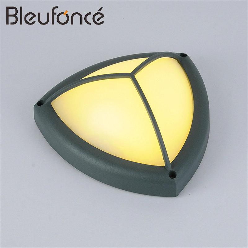 Outdoor Waterproof Wall Lamp indoor Wall Lamps 15W LED Wall Sconce Simple Garden lights Outdoor Decoration led Wall lamp BL84 free shipping vintage wall lamps garden lighting terrace wall sconce outdoor wall lights mediterranean bedroom wall lamp