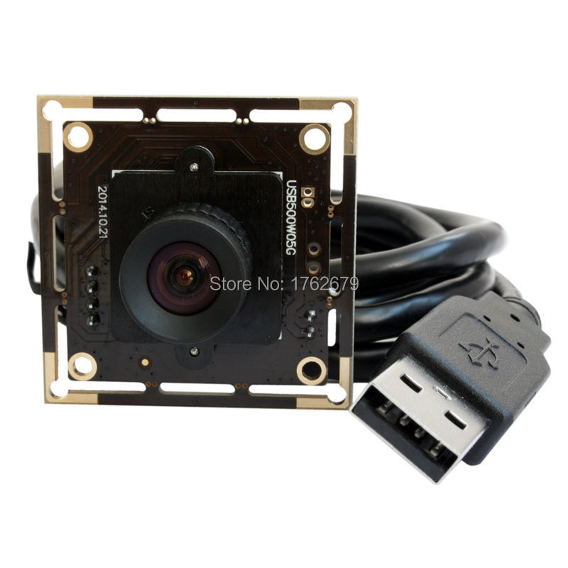 5MP High Resolution 2592x1944 CMOS Aptina MI5100 usb camera Endoscope rolling shutter free driver high quality usb camera цены