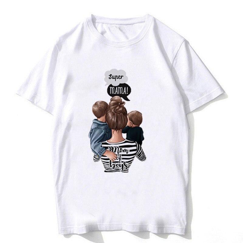 summer Mom of Boys   t     shirt   mom gift mother