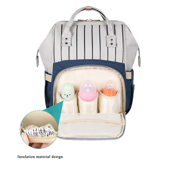 Fashion Mommy Maternity Nappy Backpack Bag