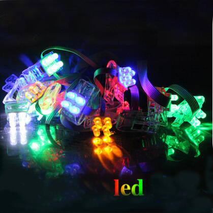 Free Shipping High Quality Led Lamp Led Kite Shinning Hang On Kite Flying Outdoor Toys 48pcs 56pcs Albatross Kite Kaixuan