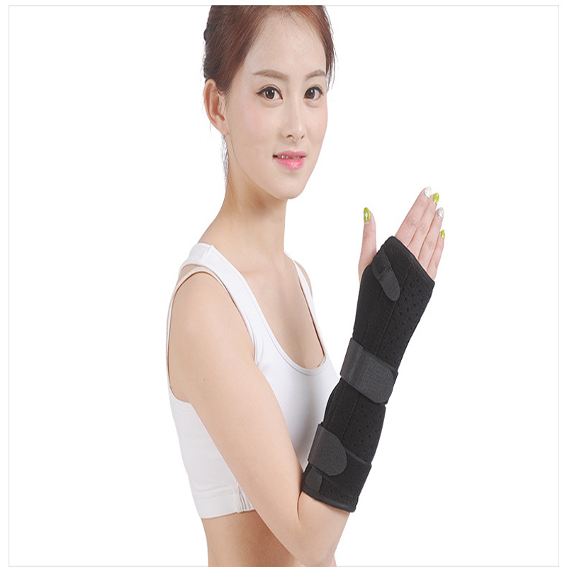 blessfun Medical Wrist Brace Support Splint For Sprain Carpal Tunnel Syndrome Arthritis Recovery Wrist fracture fixation splint