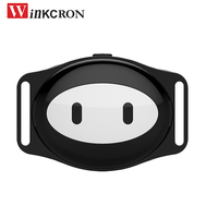 2019 Pet Dog Collar Cat GPS Tracker Mini GPS Collar D79 Waterproof IP68 Realtime Tracking Device Geofence WiFi LBS Locate