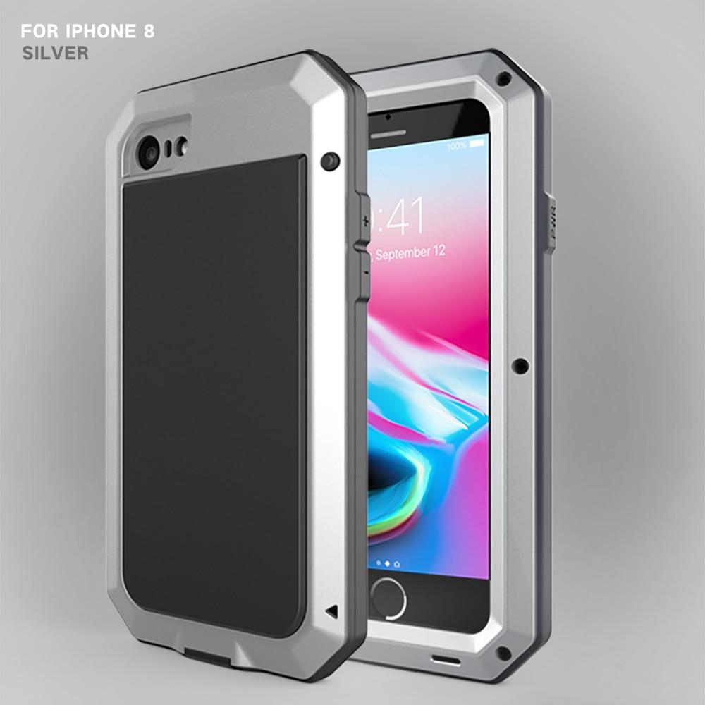 HTB1jJoYa26TBKNjSZJiq6zKVFXaH Heavy Duty Protection Doom armor Metal Aluminum phone Case for iPhone 11 Pro Max XR XS MAX 6 6S 7 8 Plus X 5S 5 Shockproof Cover