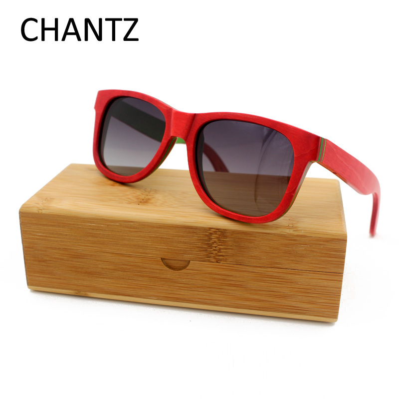 Vrhunske drvene sunčane naočale polarizirane zrcalne naočale za - Pribor za odjeću - Foto 2