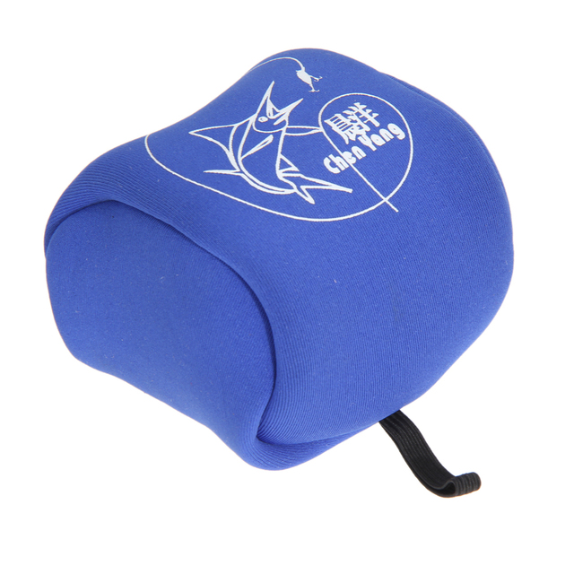 Portable Fishing Casting Reel Case Fishing Reel Protective Cover Storage Bag Tackle Fishing Protect Case Rod Bag 80*70mm 22G