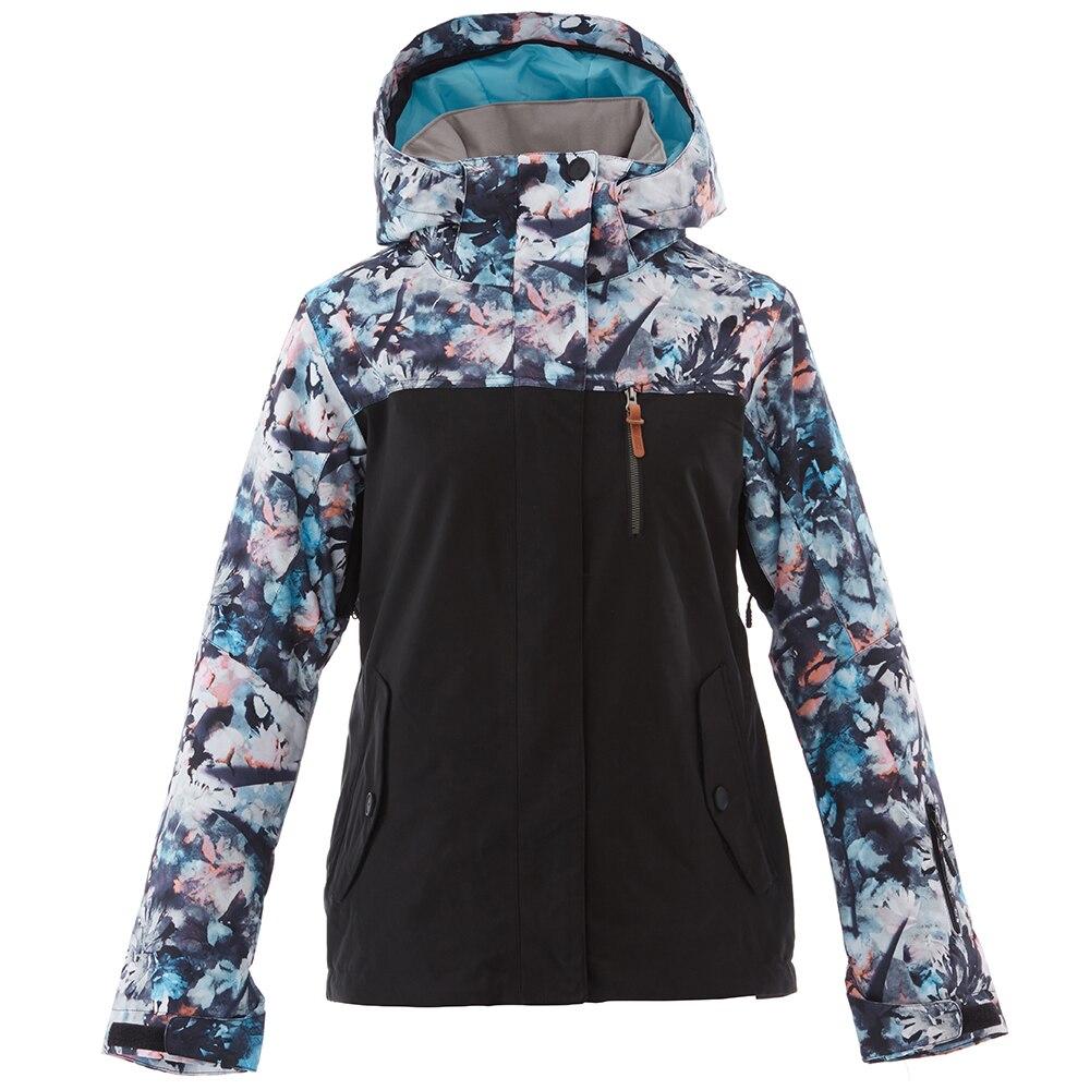 מעיל סקי חדש לנשים סנובורד ז 'קט גלישת סקי בחורף חליפות סקי ו סנובורד chaquetas de esqui סקי jas vrouwen