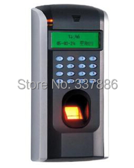 ZK F7 fingerprint biometric reader access control with time attendance zk f7 thai menu f7 fingerprint time attendance and access control with keypad software tcp ip