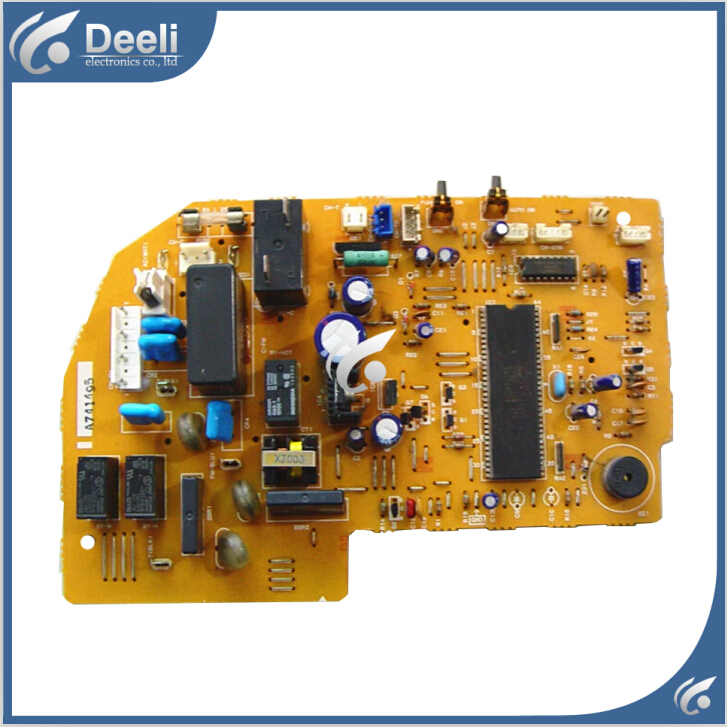 Подробнее о 95% new good working for air conditioning computer board A742148 A742498 A741495 A741358 A71814 PC control board on sale 95% new good working for air conditioning computer board a742148 a742498 a741495 a741358 a71814 pc control board on sale